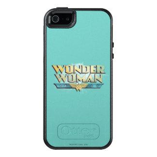 Den undra kvinnan ritar logotypen OtterBox iPhone 5/5s/SE skal