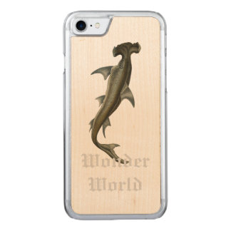 """""""Den undra världen"""" - bulta huvudet Carved iPhone 7 Skal"""