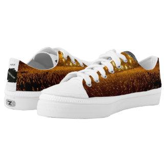 Den unisex- märkes- lowen skor