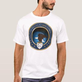 Den United States US cyberen befaller Tee Shirt