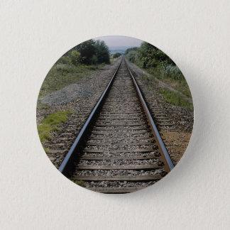 Den utbredda järnvägen fodrar standard knapp rund 5.7 cm