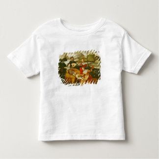 Den utomhus- konserten tee shirts