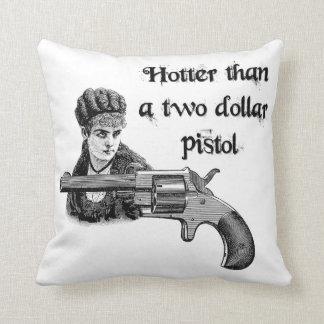 """Den vapenpistolen och flickan """"Hotter än två Kudde"""