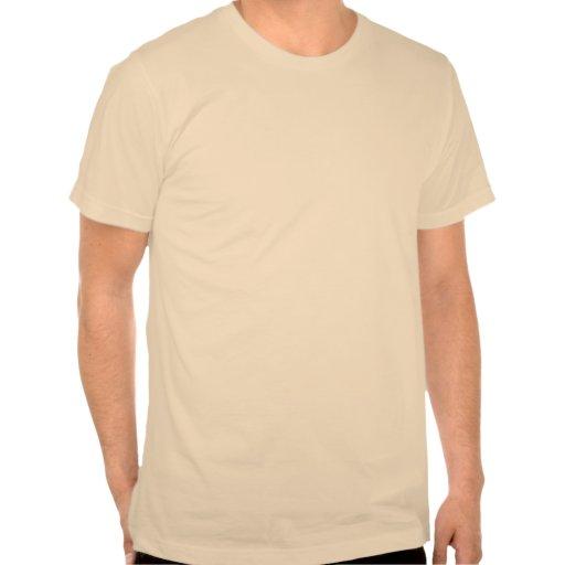 Den världsomspännande veganen bakar Saleskjortan v T-shirt