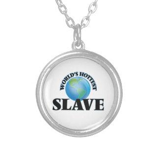 Den varmmaste världen slavar smycken