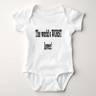 Den värst älskare t-shirts