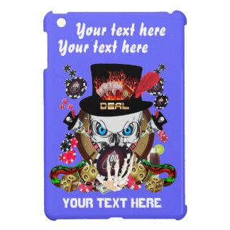 Den Vegas spelare all stilar beskådar iPad Mini Fodral