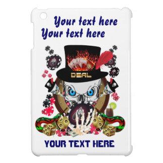 Den Vegas spelare all stilar beskådar iPad Mini Mobil Fodral