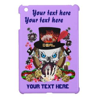 Den Vegas spelare all stilar beskådar iPad Mini Mobil Skal