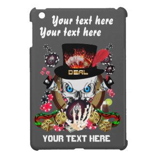Den Vegas spelare all stilar beskådar iPad Mini Mobil Skydd