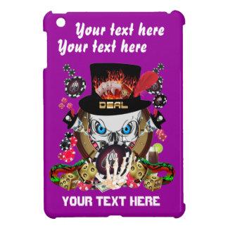 Den Vegas spelare all stilar beskådar iPad Mini Skal