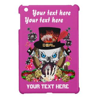 Den Vegas spelare all stilar beskådar iPad Mini Skydd