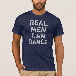 Den verkliga manar kan dansa t-shirt