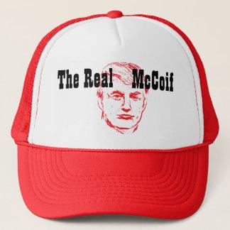 Den verkliga roliga truckerkepsen för McCoif TRUMF Truckerkeps