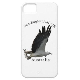 Den vuxna Hav-Örnen för fiske ringer jag fodral iPhone 5 Case-Mate Fodraler