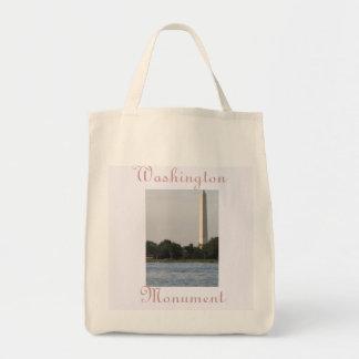Den Washington monumentet hänger lös Mat Tygkasse