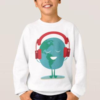 Den Wellcoda världen slår global musik trimmar Tshirts