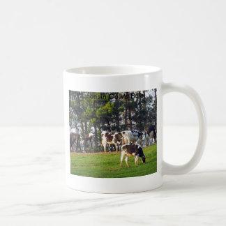Den Wisconsin kon härskar Kaffemugg