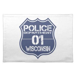 Den Wisconsin polisen skyddar 01 Bordstablett
