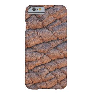 Den Wrinkly elefanten flår strukturmallen Barely There iPhone 6 Fodral