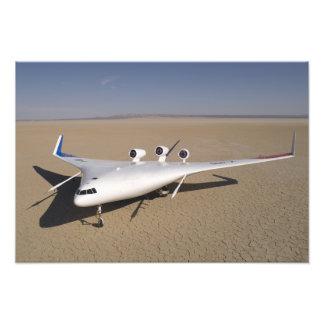 Den X-48B blandade vingen förkroppsligar det Fototryck