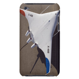Den X-48B blandade vingen förkroppsligar det iPod Touch Skal