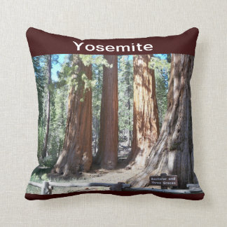 Den Yosemite nationalparkamerikanen MoJo kudder Kudde