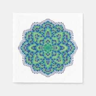 DenCoola smaragden Servett