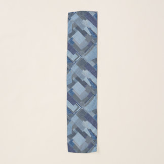 Boro Boro Blue Jean Patchwork Denim Shibori