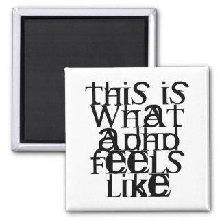 Denna är ADHD Magneter För Kylskåp