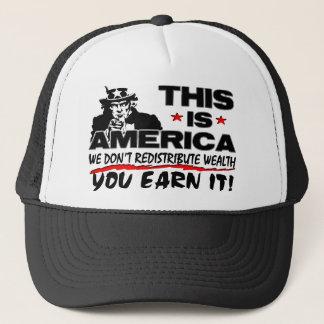 Denna är Amerika! Keps