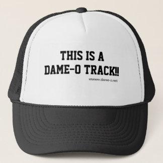 Denna är en dame-NOLLa Spåra Hat2 Truckerkeps