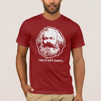 Denna är inte den Santa skjortan T Shirts