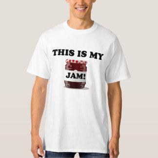 Denna är min roliga t-skjorta för sylt tee