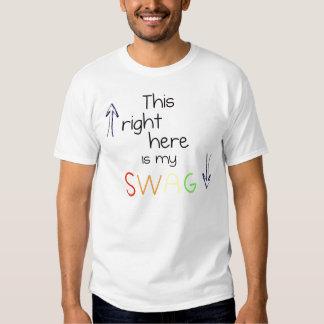 Denna är rätt här min BYLTEskjorta Tee Shirts
