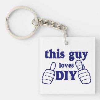 Denna grabb älskar (personifierad) DIY,