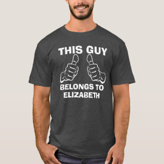 Denna grabb hör hemma för att skriva in känd tee shirts