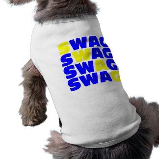 Denna hund har SWAG.EN Hundtröja