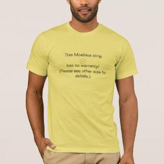 Denna Moebius remsa har ingen garanti! (Ple… Tee