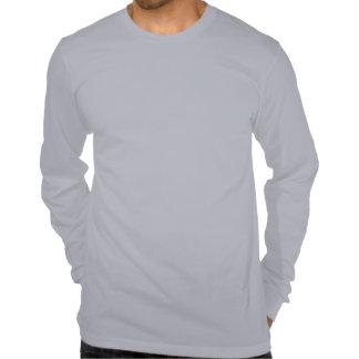 Denna skjorta har långa muffar tröja