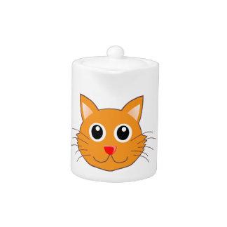DenNosed orange katten