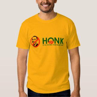 DenObama bildekalen - tuta om att betala som Im är Tshirts