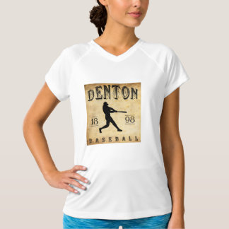 Denton Texas baseball 1898 T Shirt
