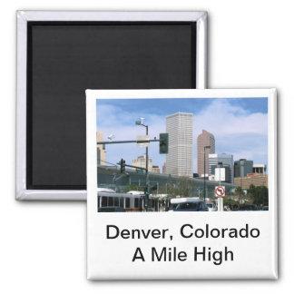 Denver Colorado - en magnet för Milekickkyl