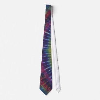Deppighet & lila & röda slips
