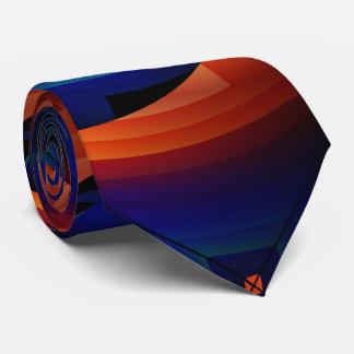 deppighet och röda i kurvor slips