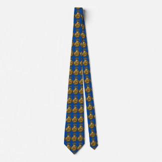 Deppigheten och royalen slips