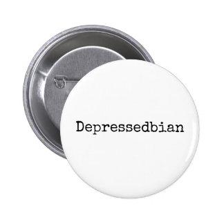 depressedbian standard knapp rund 5.7 cm