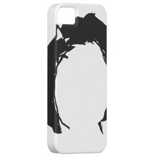Derpina hår iPhone 5 Case-Mate skal