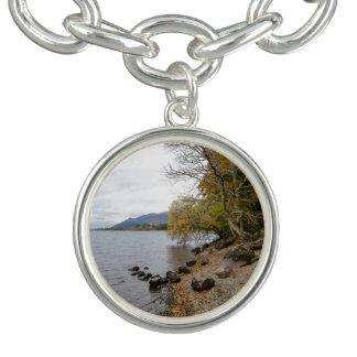 Derwentwater sjöområde, Cumbria Berlockarmband